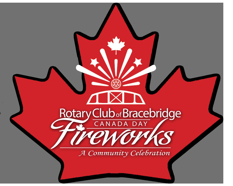 Bracebridge Fireworks